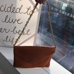 Jcrew leather super cute purse.